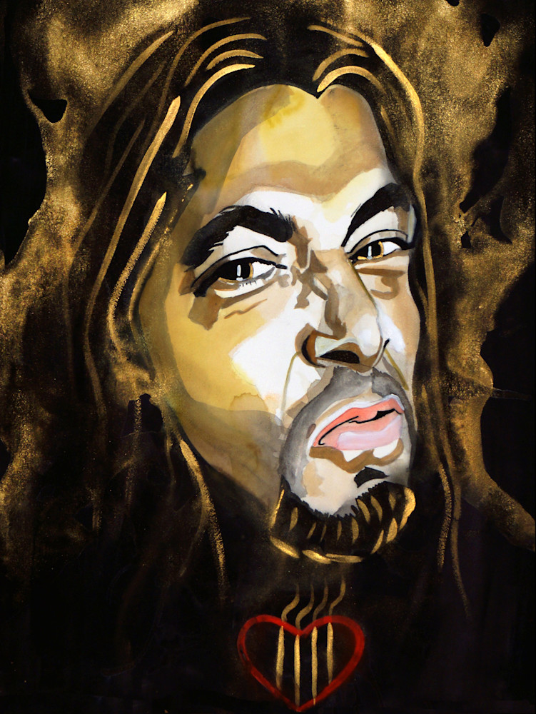 Robert Trujillo Art | William K. Stidham - heART Art