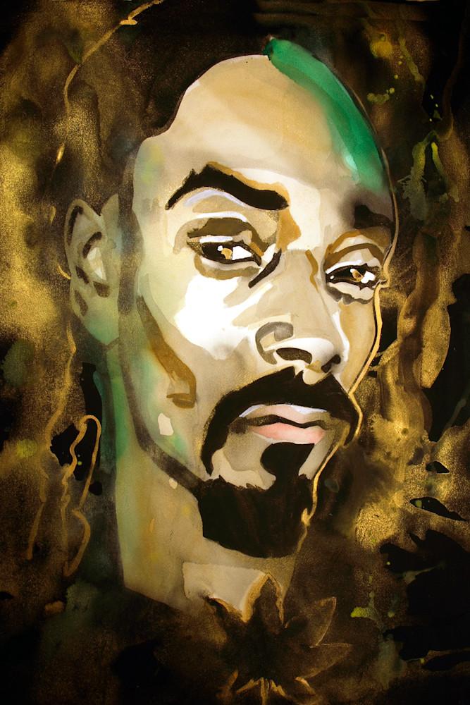 Snoop Art | William K. Stidham - heART Art