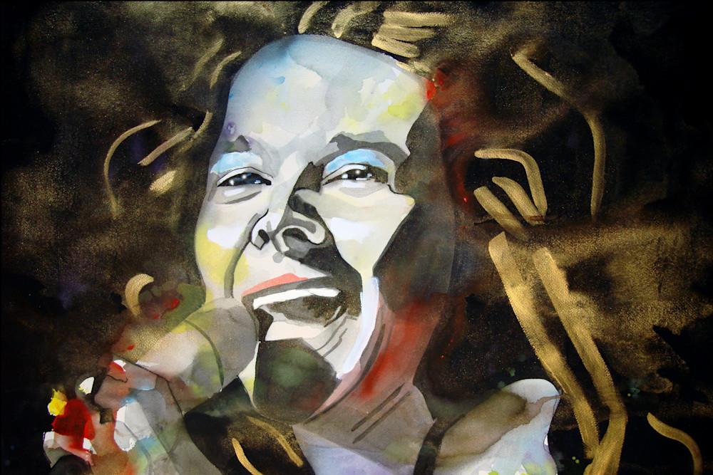 Janis Joplin Art | William K. Stidham - heART Art