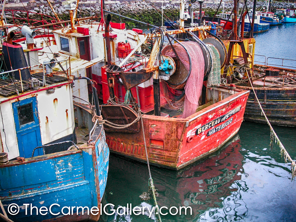 Fishing Boats Dingle