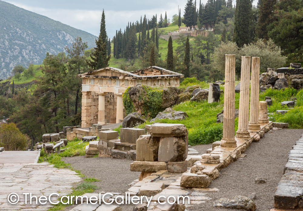 Apollo at Delphi