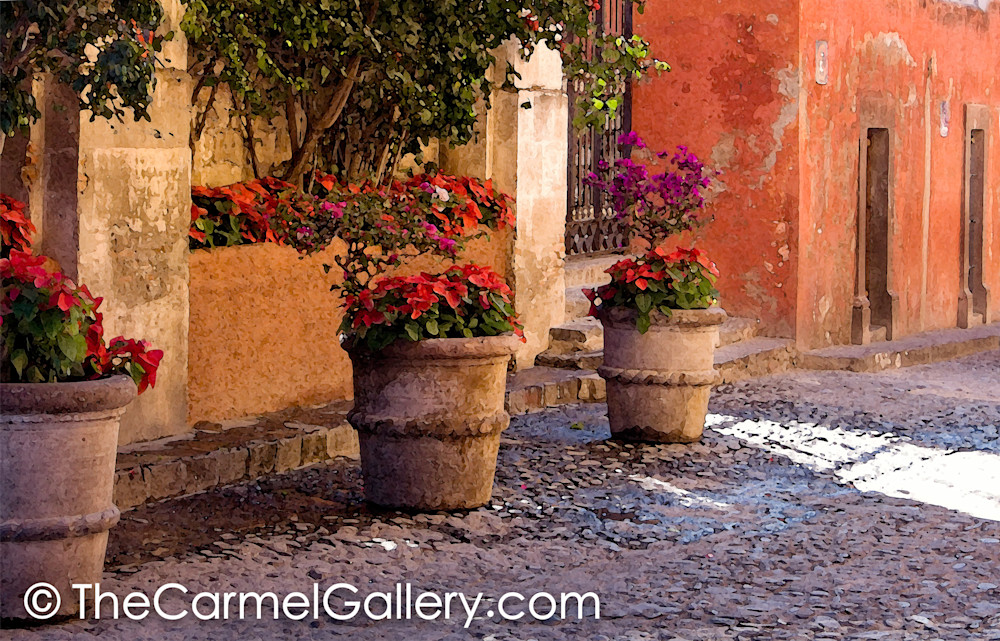 Colors of San Miguel