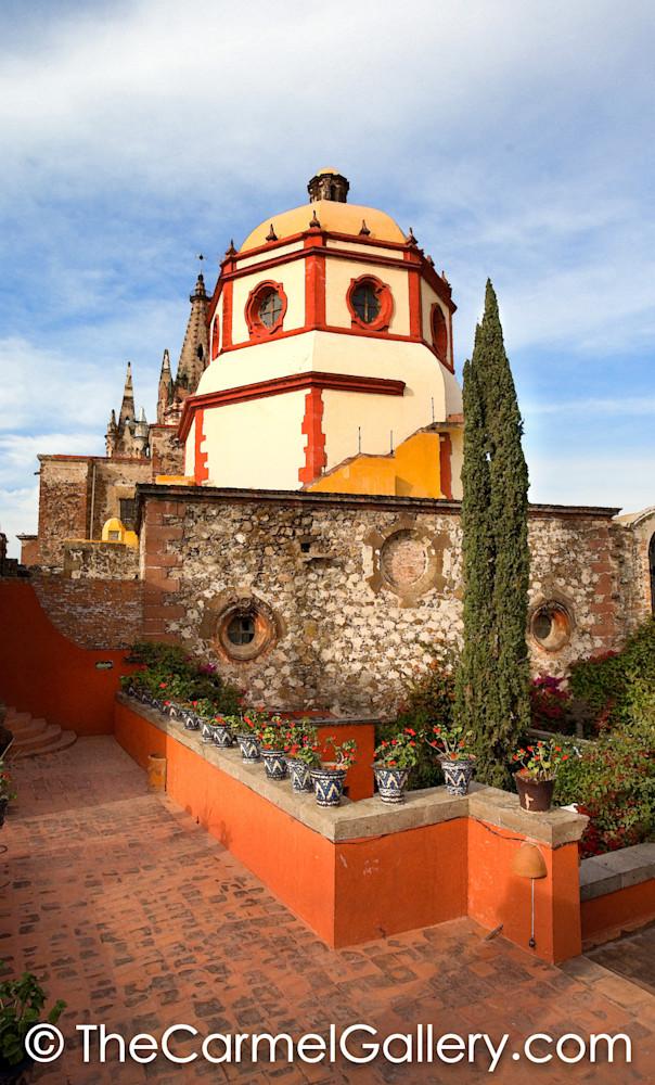 Templo de San Rafael