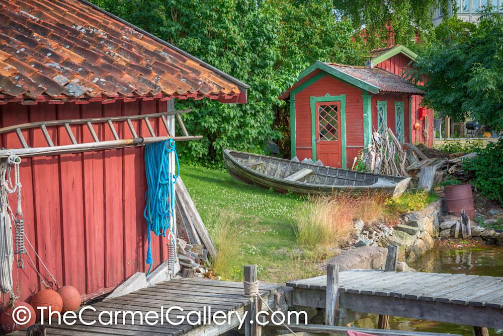 Vaxholm Fishing Villa
