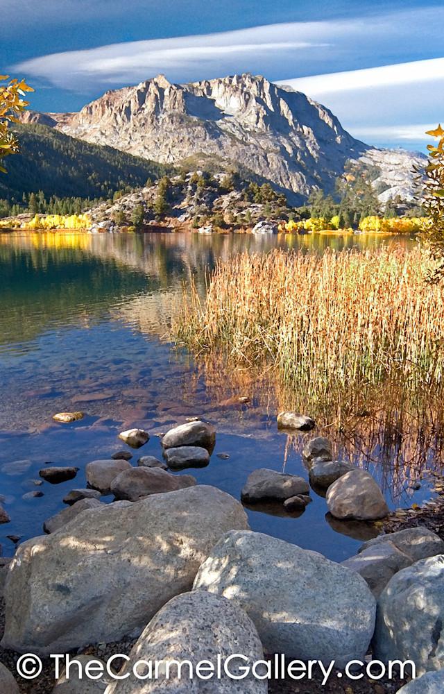 Carson Peak and Gull Lake