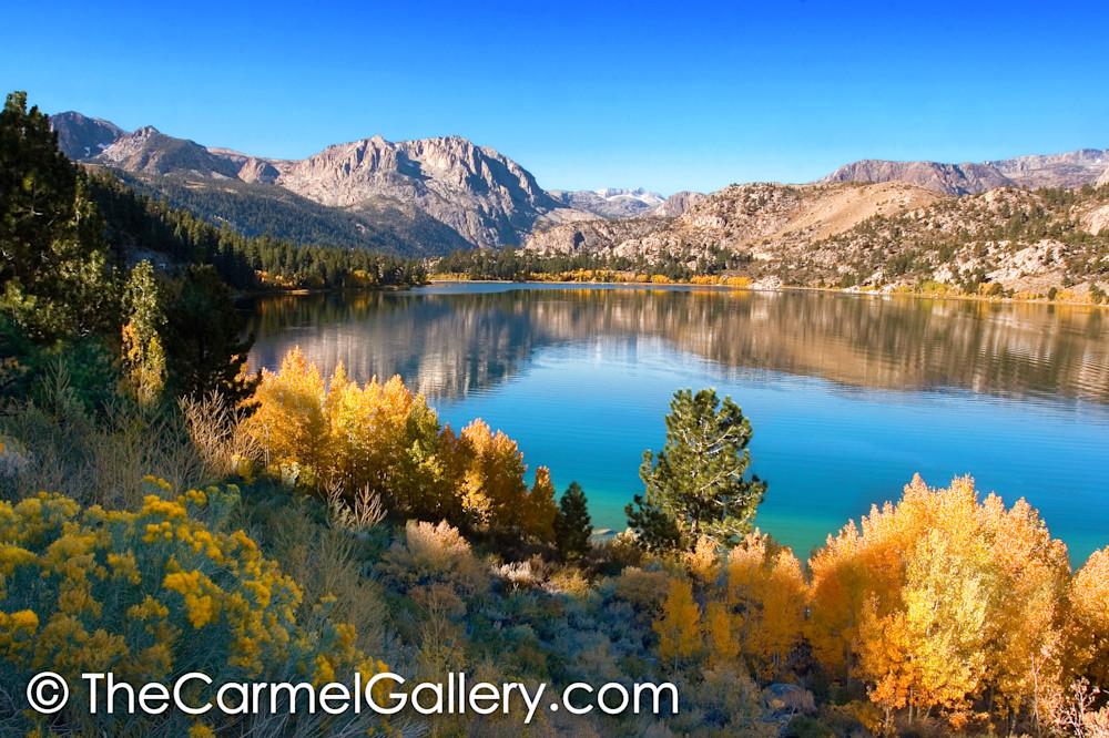 Blue Morning June Lake