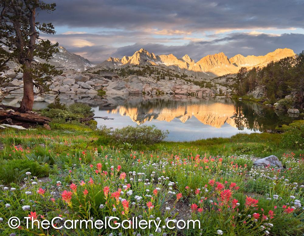 Summer Dawn High Sierra
