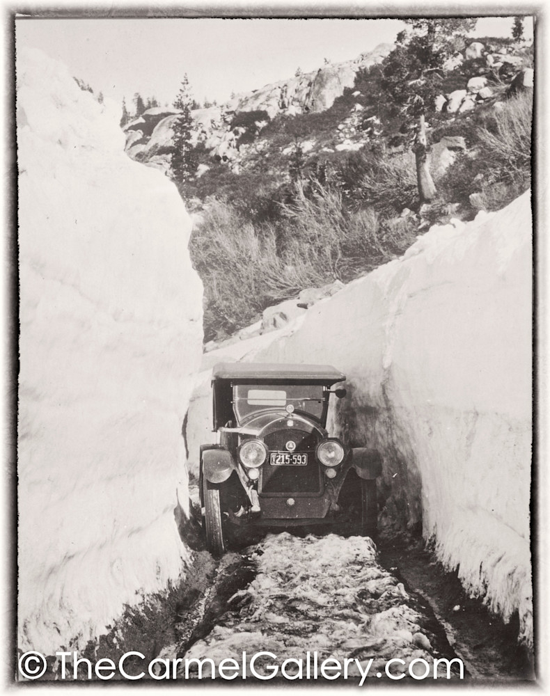 Donner Pass 1920's