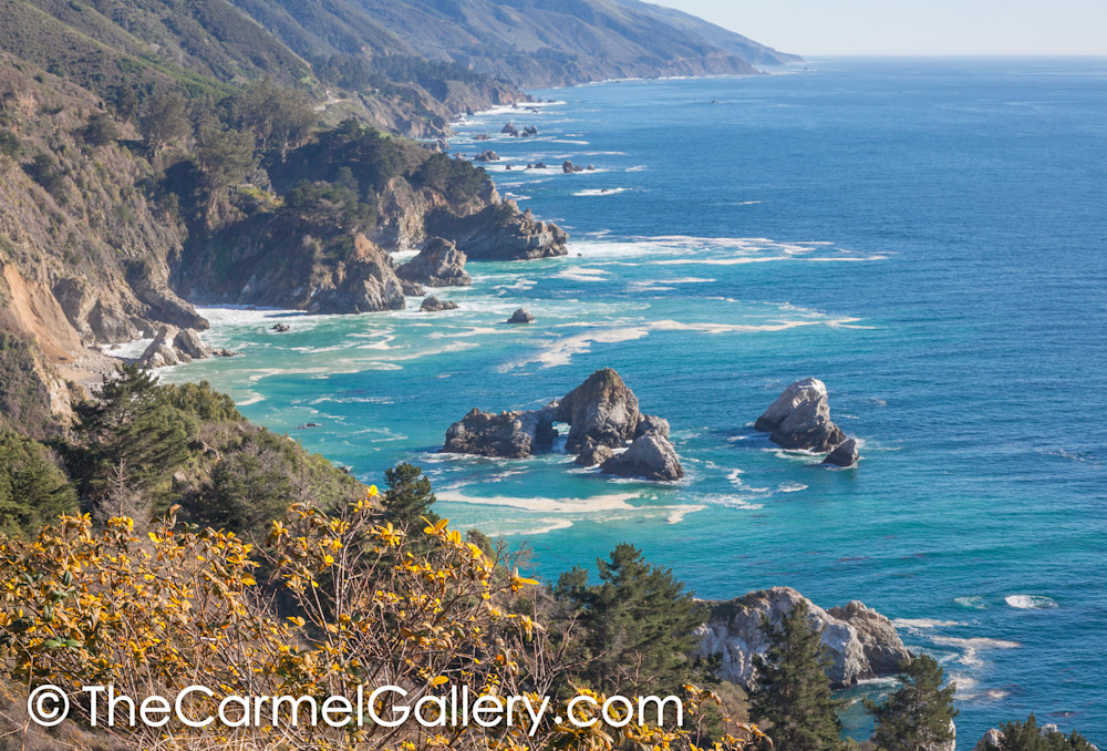 Big Sur Coast Autumn