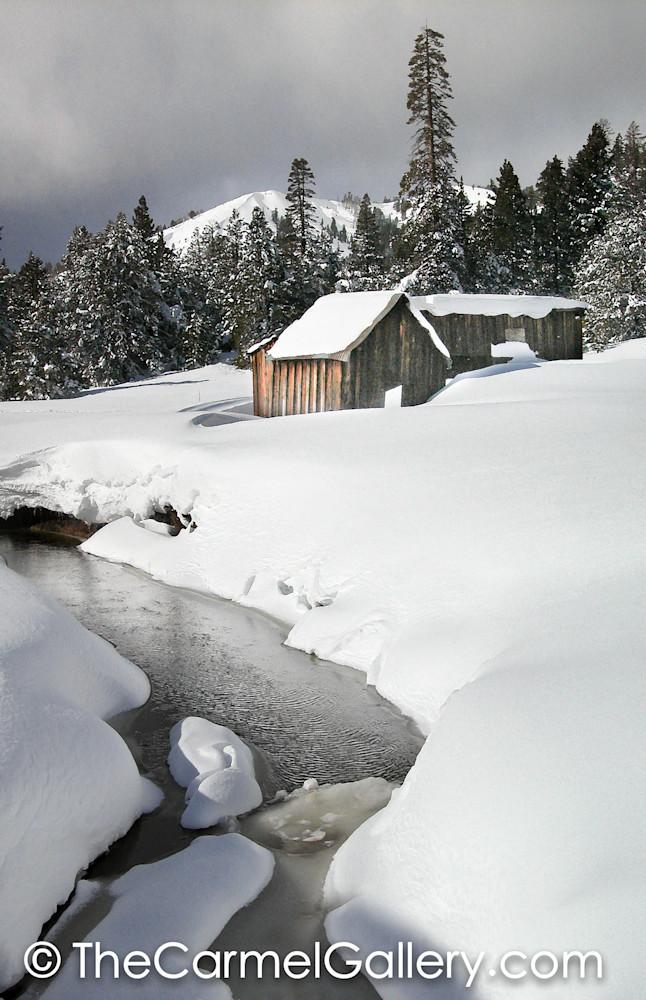 Fresh Snow Euer Valley