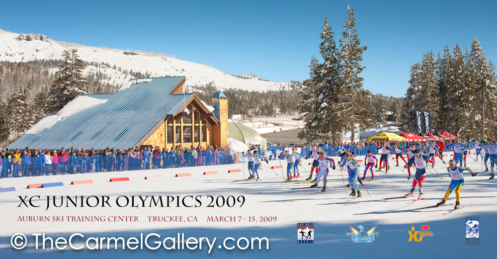 Junior Olympics XC 2009