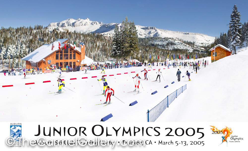 Junior Olympics XC 2005
