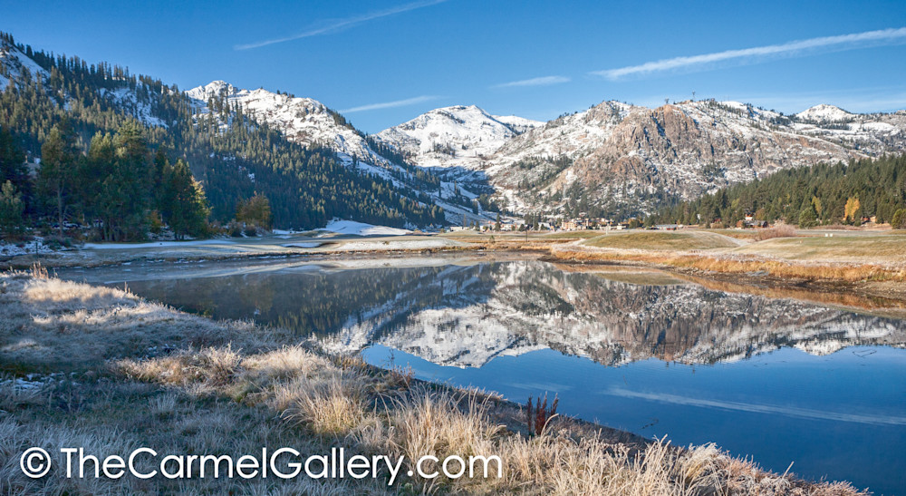 Squaw Valley Reflection