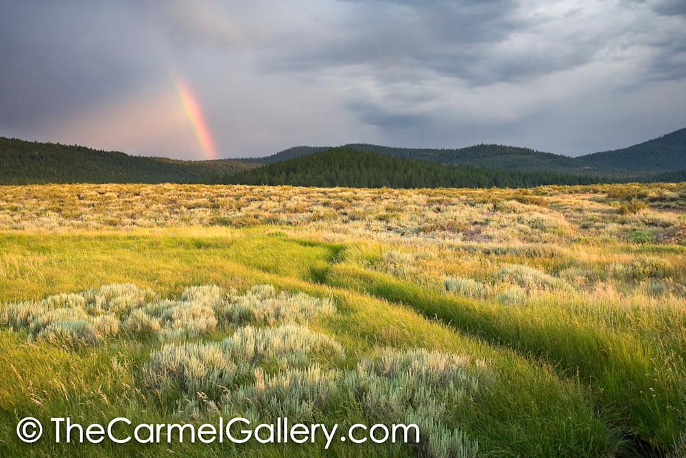 Martis Field Rainbow
