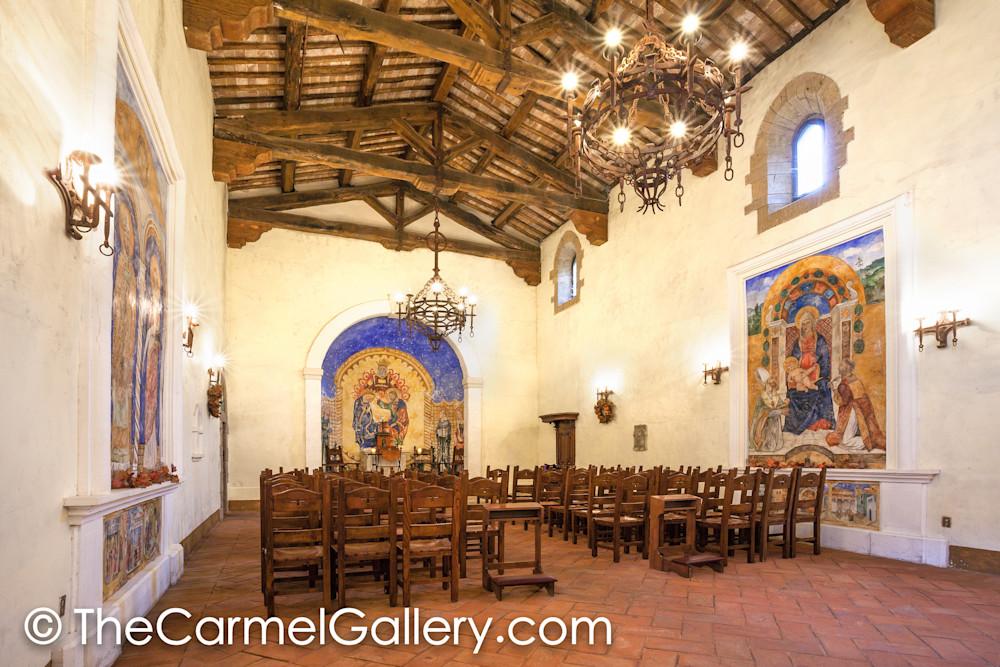 The Chapel Castello di Amorosa