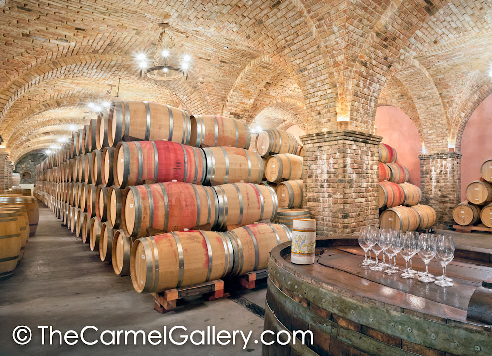 Cellar Wine Tasting