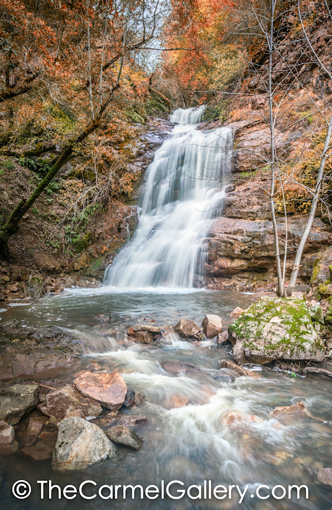 Calistoga Waterfall