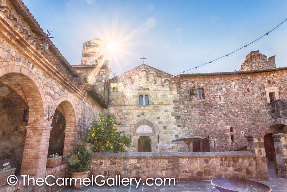 Thanksgiving Castello di Amorosa