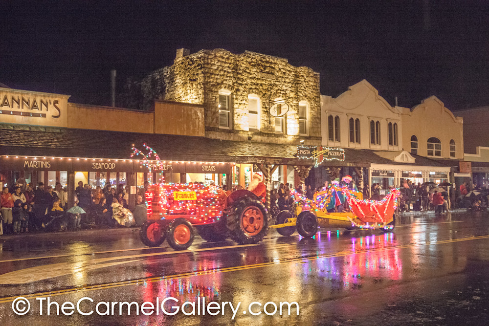 Lighted Tractor Parade 4