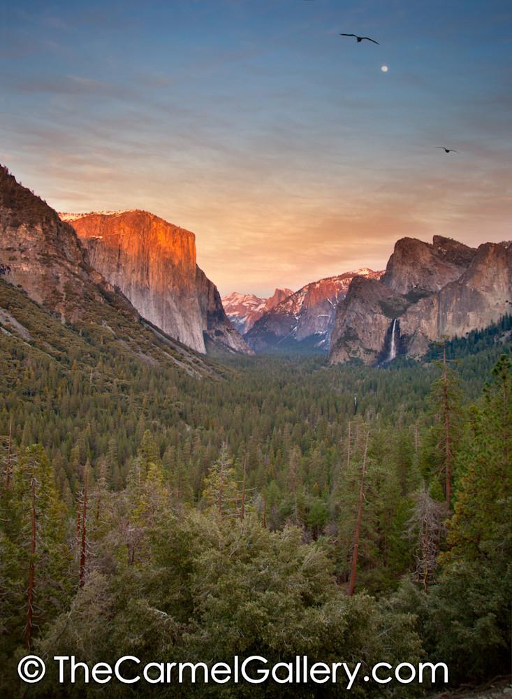 Over the Moon Yosemite