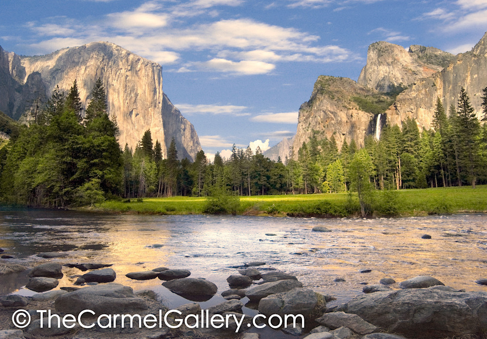 Spring in Yosemite Valley