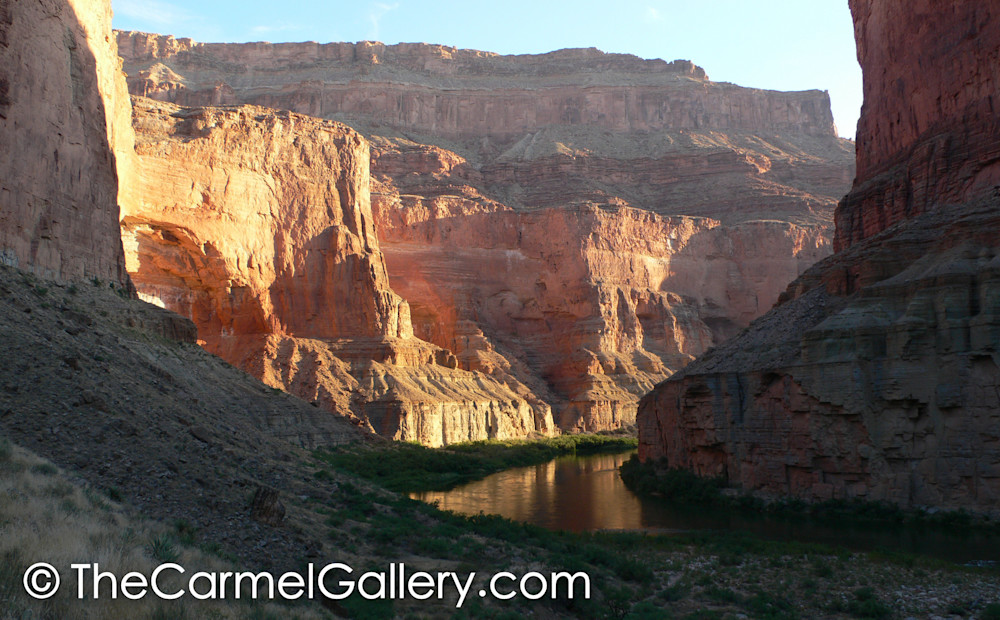 Morning Light Grand Canyon