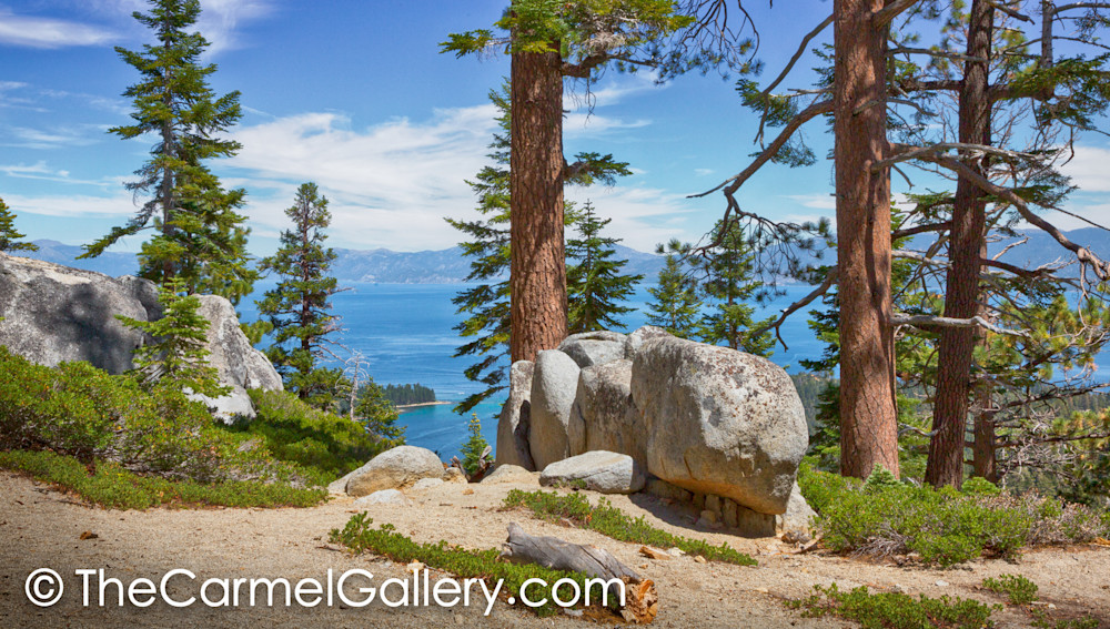 Tahoe Desolation View