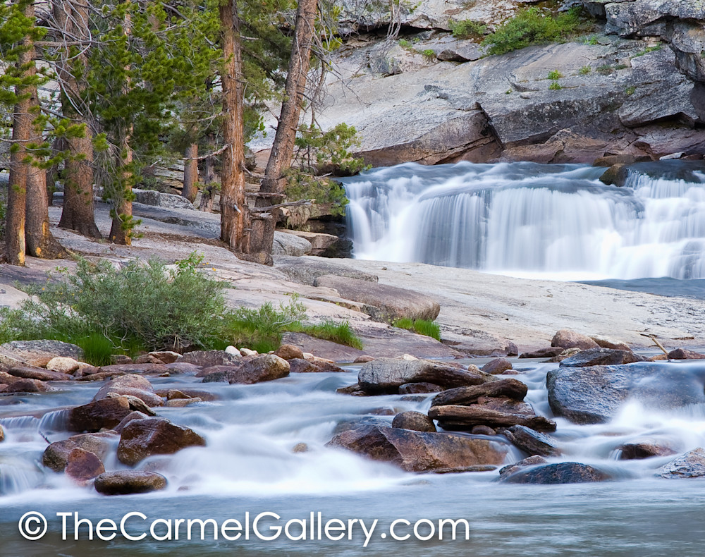 Merced River Cascades