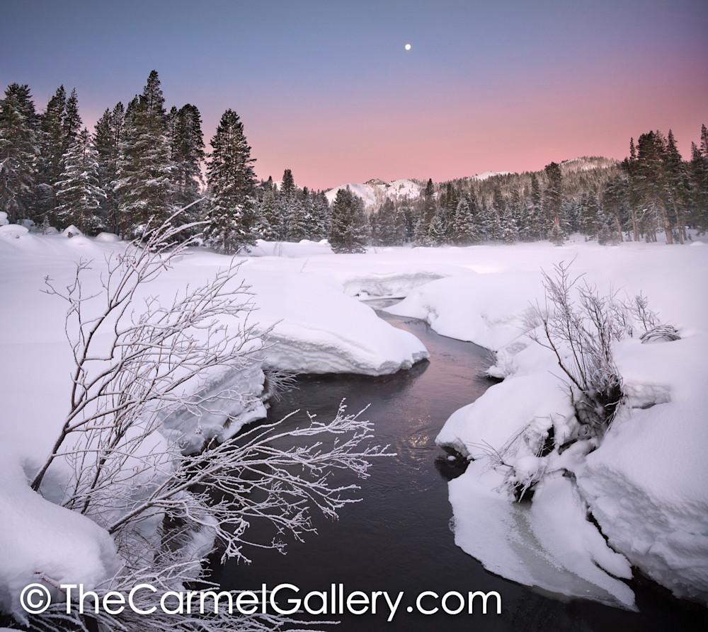 Moonset Euer Valley