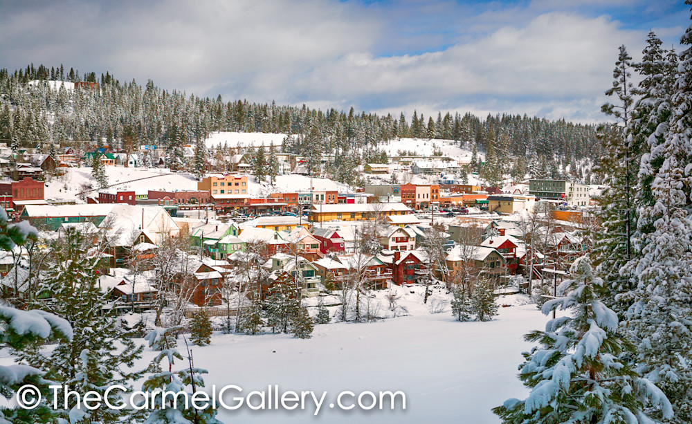 Southside Truckee Winter