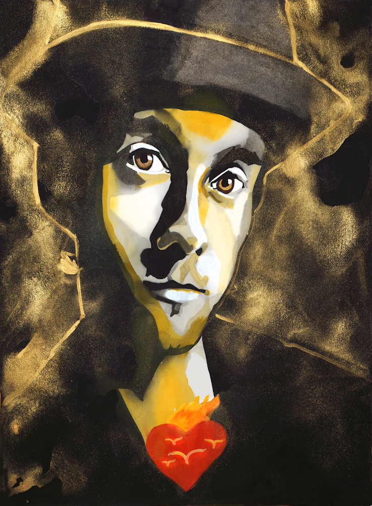Jason Mraz Art | William K. Stidham - heART Art