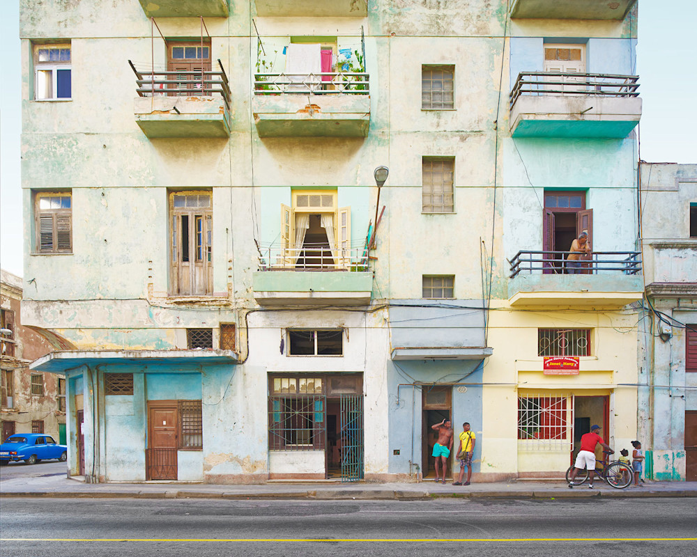 Havana Afternoon Photography Art | DE LA Gallery