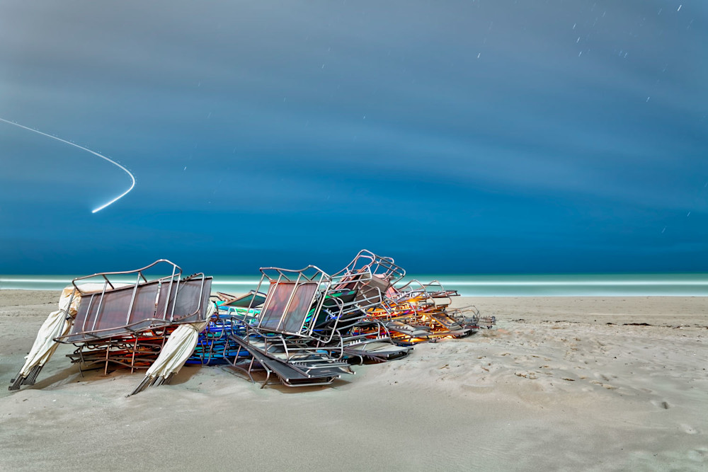 Beach Chair Mess