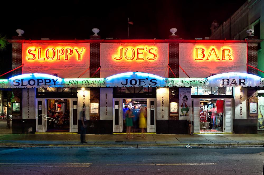 Sloppy Joes Photography Art | DE LA Gallery