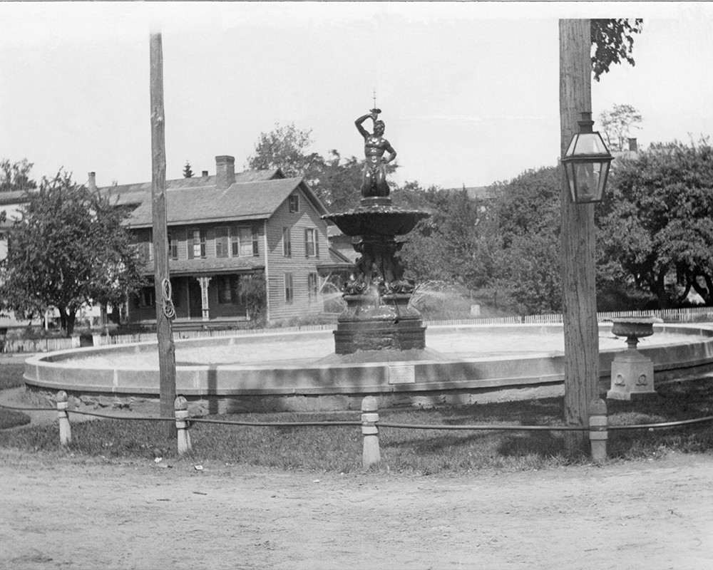 Fountain Place In Bethel