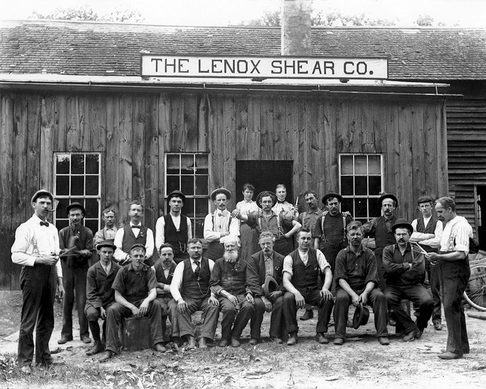 The Lenox Shear Factory