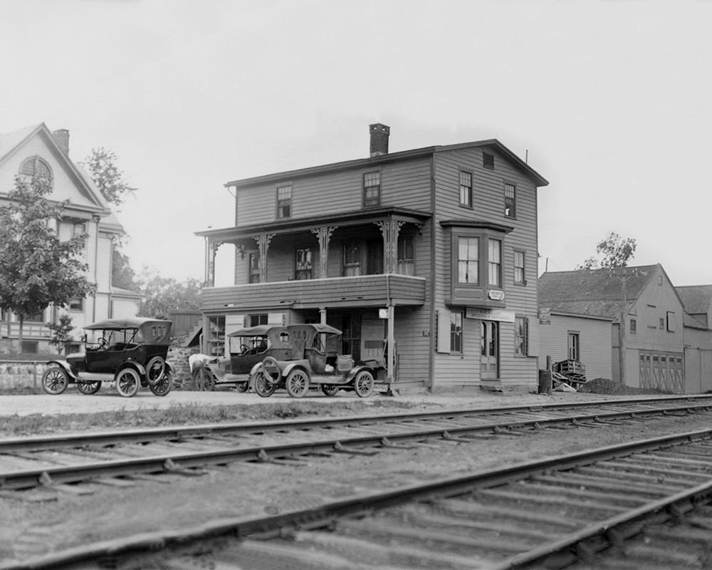 The Stepney Depot