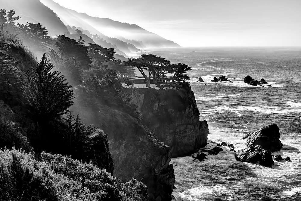 Layers of Big Sur