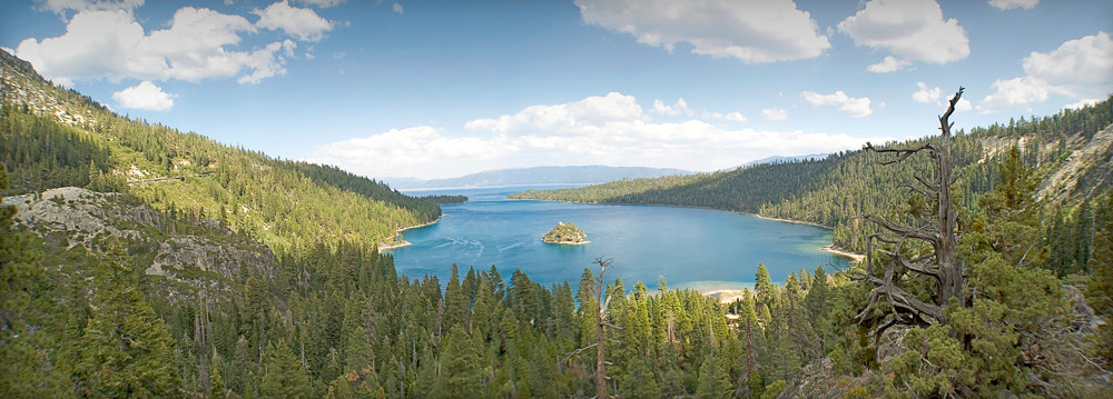 Emerald Bay Panoramic