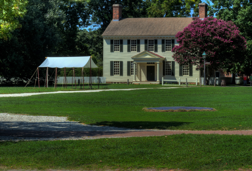 Fine Art Photograph Historic Williamsburg by Michael Pucciarelli