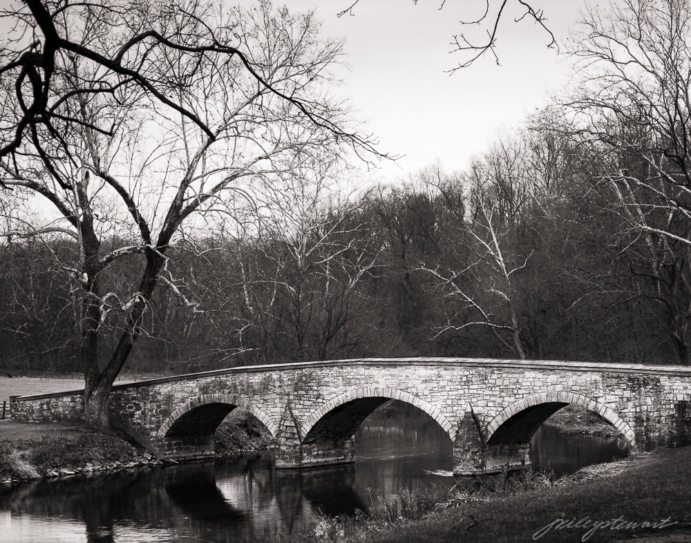 Quiet Evening on Antietam Creek