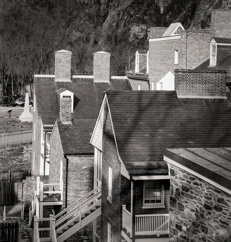 Harper's Ferry Rooftops