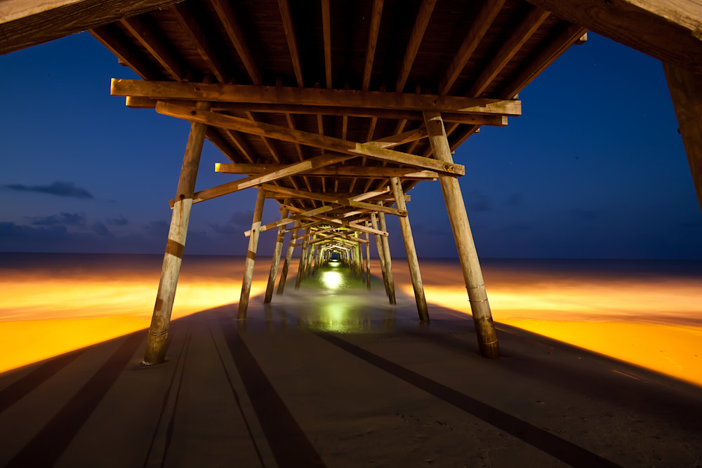 Pier Pressure Photography Art | Jon Blake Photography