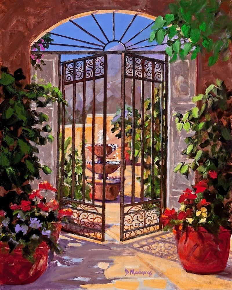 Gateway to the Mountains | Southwest Art Gallery Tucson