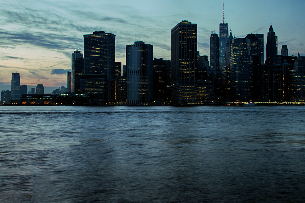 A Manhattan New York Photograph