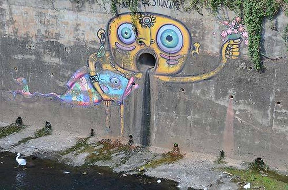 Brazil Graffiti 1