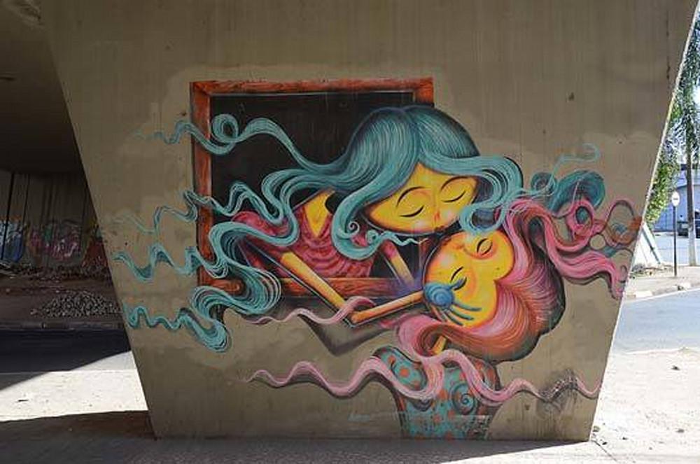 Brazil Graffiti 6