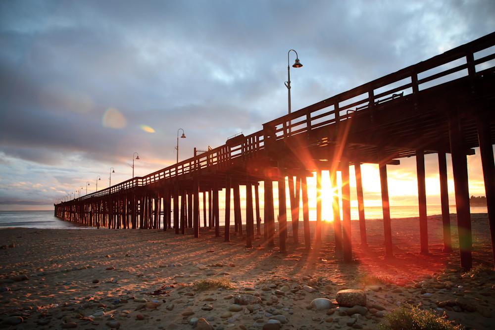 Sunburst Pier