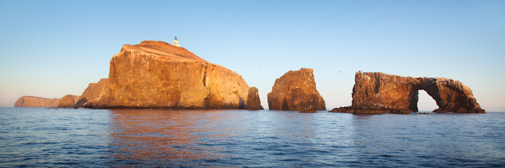 Anacapa Sunrise