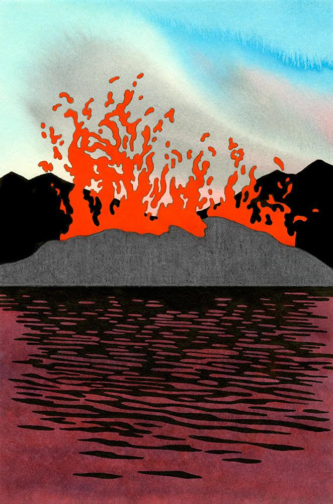 Eruption 2006
